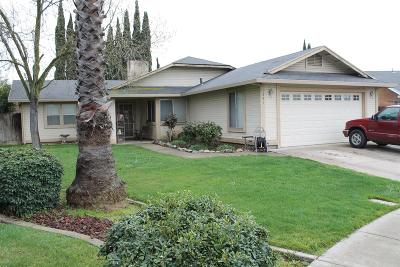 Stockton Single Family Home For Sale: 1347 Grey Fox Place