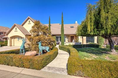 Rancho Murieta Single Family Home For Sale: 6012 Puerto Drive