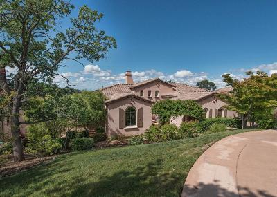 El Dorado Hills Single Family Home For Sale: 5472 Sur Mer Drive