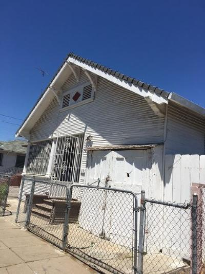 Single Family Home For Sale: 1034 South American Street