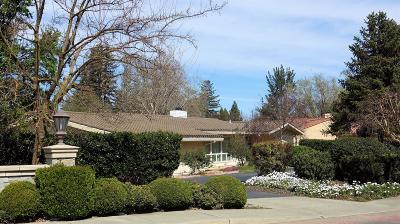 El Macero Single Family Home For Sale: 44024 North El Macero Drive