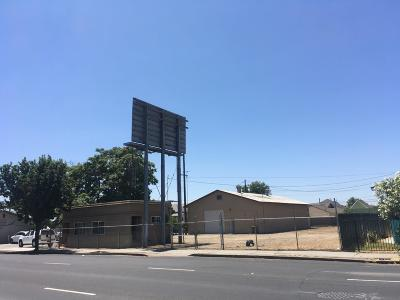 Stockton Commercial For Sale: 1127 South El Dorado Street