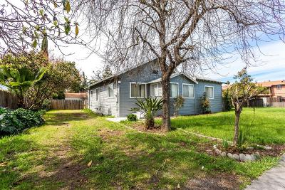 Modesto Single Family Home For Sale: 1531 Rose Avenue