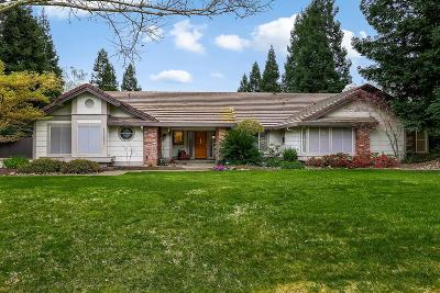 Sacramento Single Family Home For Sale: 10250 Cavalletti Drive