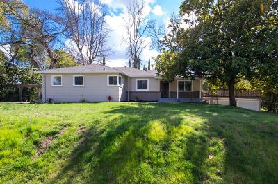 Citrus Heights Single Family Home For Sale: 7692 Sycamore Drive