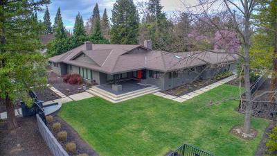 Sacramento Single Family Home For Sale: 441 Crocker Road