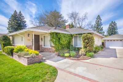 Sacramento Single Family Home For Sale: 3863 Las Pasas Way