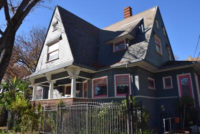 Single Family Home For Sale: 2131 N Street