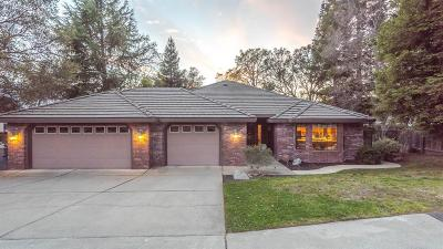 Loomis Single Family Home For Sale: 6158 Camphor Court