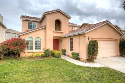 Tracy Single Family Home For Sale: 206 Barcelona Drive