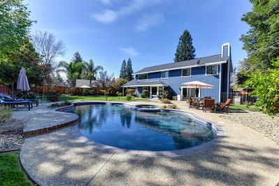 Elk Grove Single Family Home For Sale: 5005 Valley Willow Way