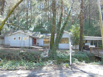 Placerville Single Family Home For Sale: 1940 Smith Flat Road