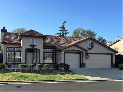 Rancho Murieta Single Family Home For Sale: 15373 Murieta South Parkway