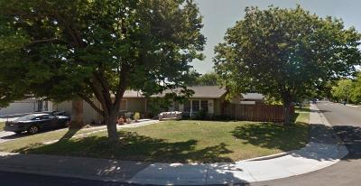 Sacramento Single Family Home For Sale: 7660 25th Street