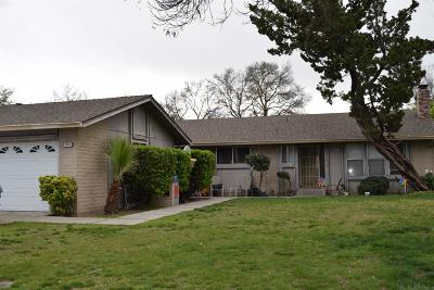 Modesto Multi Family Home For Sale: 1612 Montclair Drive #1614