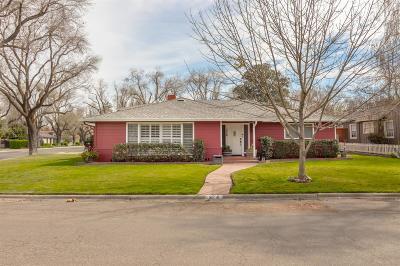 Modesto CA Single Family Home For Sale: $459,900