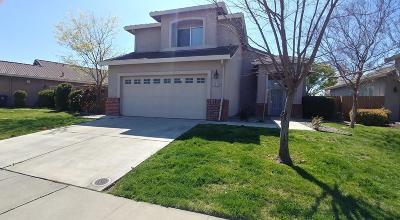 Rancho Cordova Single Family Home For Sale: 3241 Balada Way