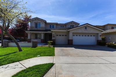 Rancho Cordova Single Family Home For Sale: 11868 Cobble Brook Drive