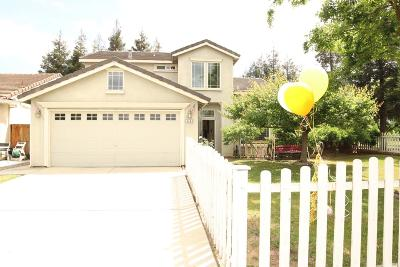 Turlock Single Family Home For Sale: 4262 Fosberg Road