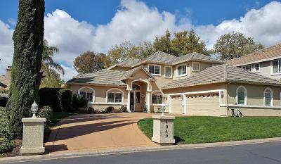 Fair Oaks Single Family Home For Sale: 4343 Kentwood Lane