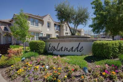 Folsom Condo For Sale: 1505 Esplanade Circle