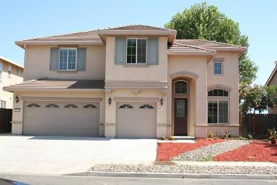 Ceres Single Family Home For Sale: 2124 Copperwood Lane