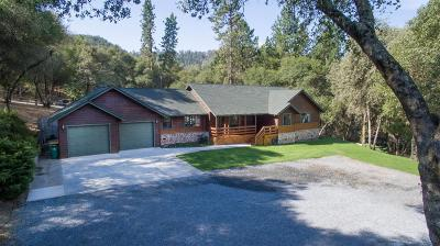 Single Family Home For Sale: 5920 Clark Mountain Road