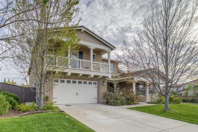Rocklin Single Family Home For Sale: 2146 Broken Rail Lane