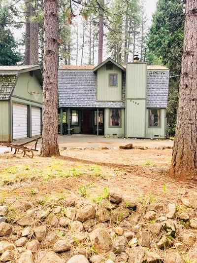 Pollock Pines Single Family Home Active Rel. Clause: 5866 Rose Court