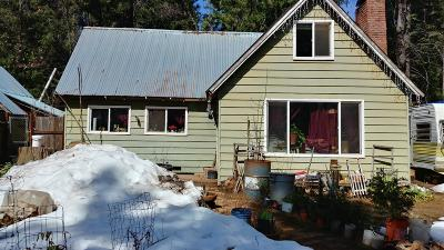 El Dorado County Single Family Home For Sale: 10431 Wentworth Springs Road