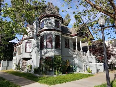 Sacramento Single Family Home For Sale: 2501 N Street