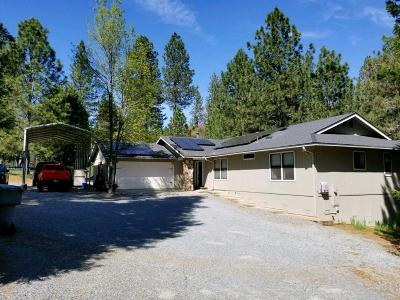 Foresthill Single Family Home For Sale: 5925 Happy Pines Drive