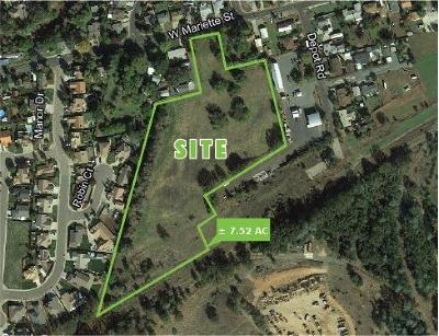 Amador County Residential Lots & Land For Sale: 634 West Marlettet Street