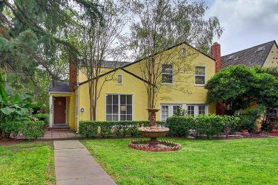 Single Family Home For Sale: 3854 McKinley Boulevard