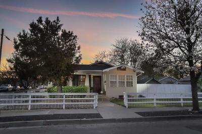 Woodland Single Family Home For Sale: 498 Johnston Street