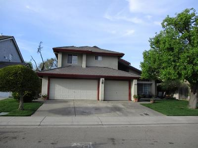 Stockton Single Family Home For Sale: 1337 Lloyd Thayer Circle