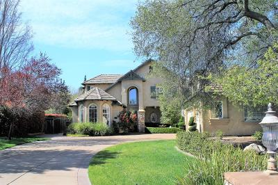 Granite Bay Single Family Home For Sale: 8325 Cedar Falls Court