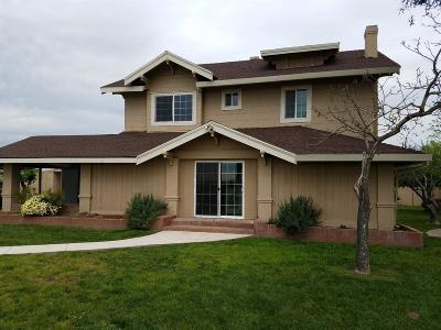 Escalon CA Single Family Home For Sale: $750,000