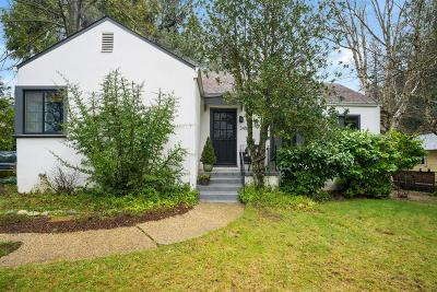 Nevada City Single Family Home For Sale: 431 Clay Street