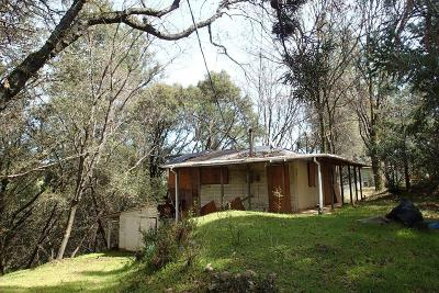 Placerville Single Family Home For Sale: 1839 Point View Drive