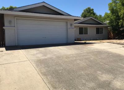 Roseville Single Family Home For Sale: 607 Manzanita Avenue