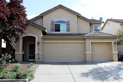 Rocklin Single Family Home For Sale: 2033 Taft Drive