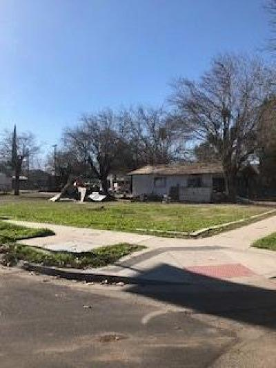 Modesto Residential Lots & Land For Sale: 307 West California Avenue