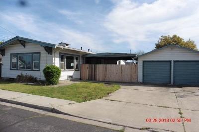 Manteca Single Family Home For Sale: 622 Edythe Street