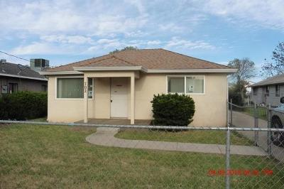 Modesto CA Single Family Home For Sale: $199,900