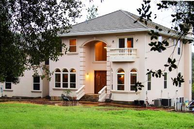 Placerville Single Family Home For Sale: 7200 Nutmeg Lane