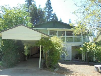 Pollock Pines CA Single Family Home For Sale: $349,000