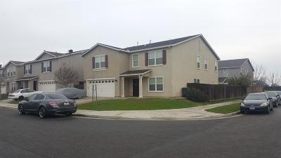 Merced Single Family Home For Sale: 197 Citadel Court