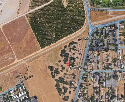 Yuba County Residential Lots & Land For Sale: 1687 Hammonton Smartville Road