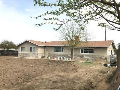 Hughson Single Family Home For Sale: 3436 Santa Fe Avenue